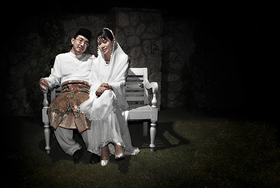 Majlis Pernikahan Nastassia & Mumtazi, Shah Alam.