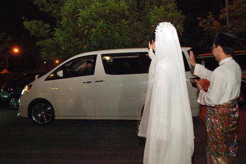 Selamat jalan....jumpa esok di Concorde Shah Alam