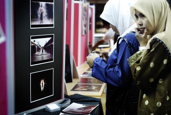 uitm puncak perdana cinephoto exhibition