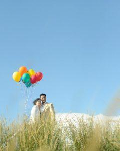 Pre Wedding Dato' Dr Sheikh Muszaphar & Dr Halina