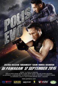 Polis Evo Poster Photoshoot 1