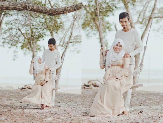 beach maternity photographer shah alam selangor kl 1